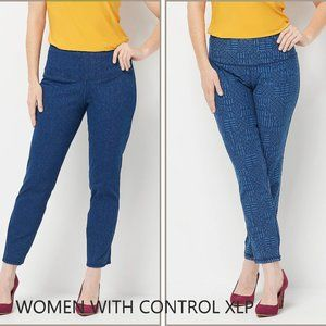 QVC Women with Control Petite Prime Stretch Revers